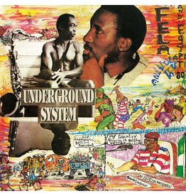 Fela Anikulapo-Kuti And Egypt 80 – Underground System LP