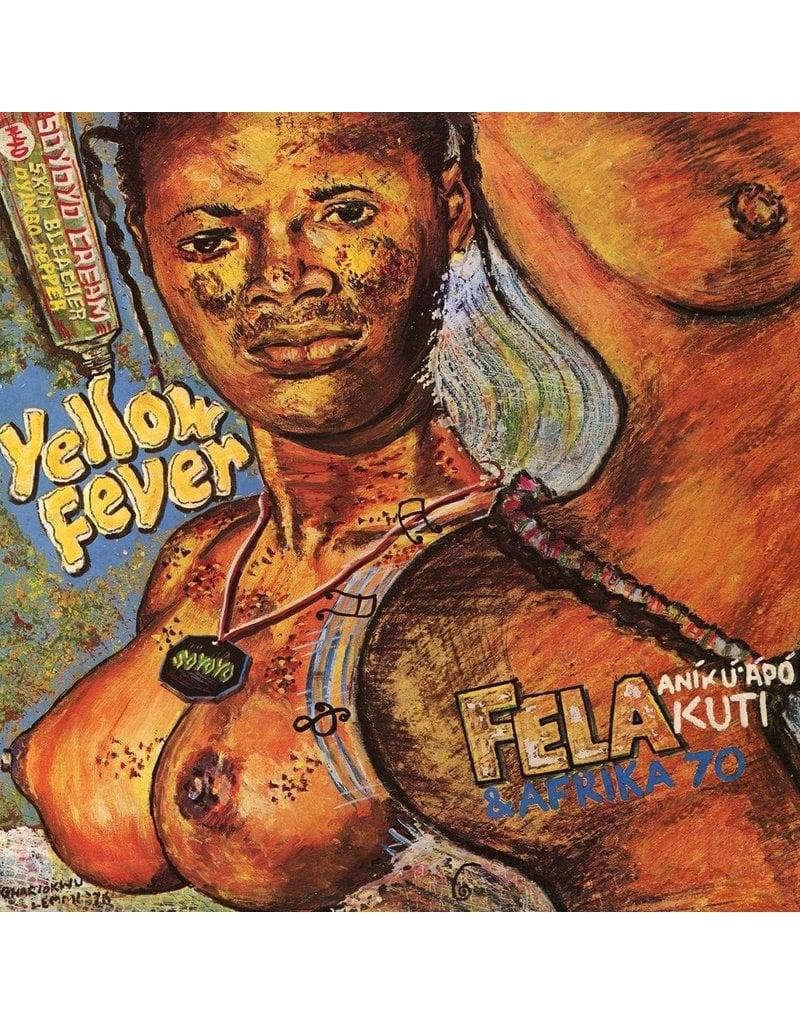 Fela Anikulapo Kuti & Afrika 70 – Yellow Fever LP (2019 Reissue)