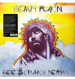 Lee Scratch Perry - Heavy Rain (Silver Vinyl) LP