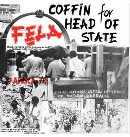 Fela & Africa 70 – Coffin For Head Of State LP
