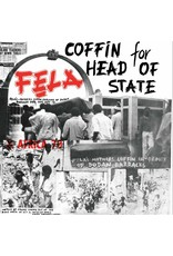 Fela & Africa 70 ‎– Coffin For Head Of State LP