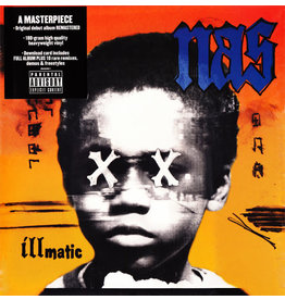 HH Nas ‎– Illmatic XX LP