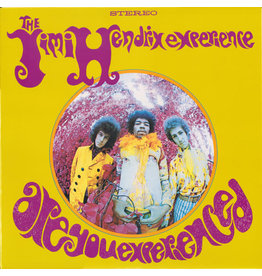 RK The Jimi Hendrix Experience ‎– Are You Experienced LP