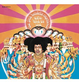 RK The Jimi Hendrix Experience – Axis: Bold As Love LP