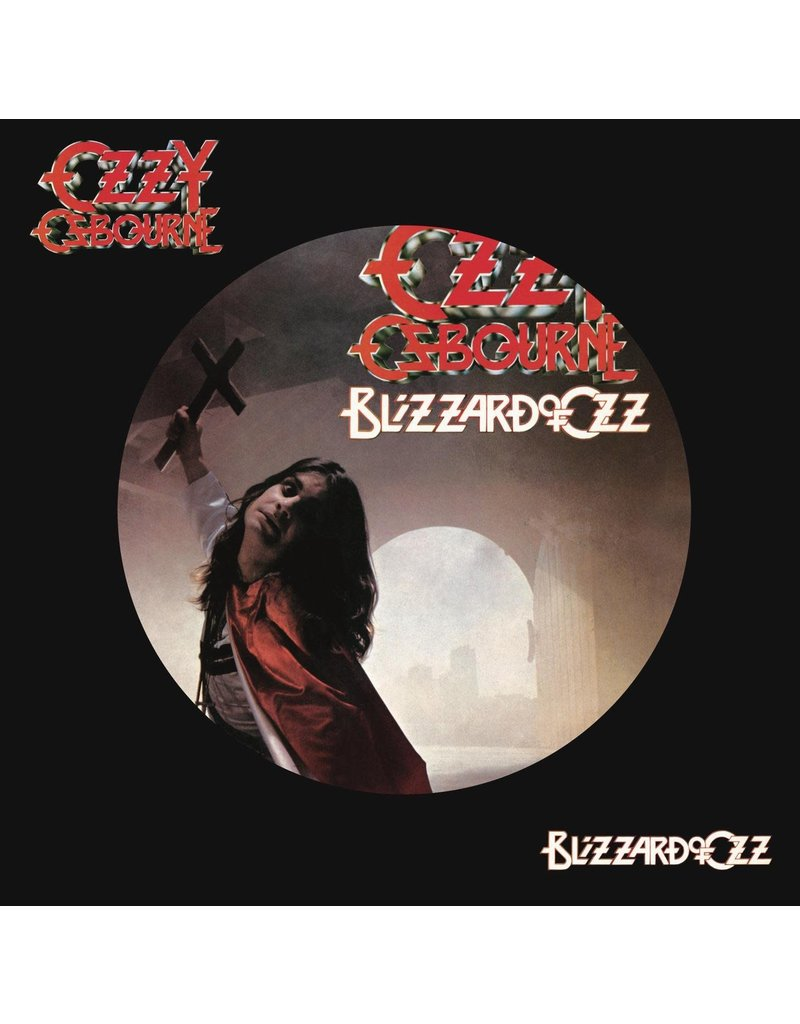 RK Ozzy Osbourne ‎– Blizzard Of Ozz (Picture Disc)