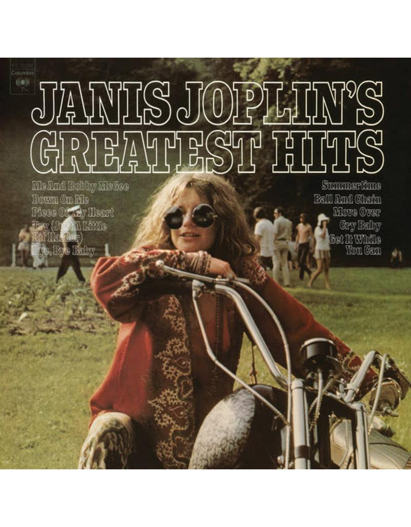 Janis Joplin - Janis Joplin's Greatest Hits LP (Reissue)
