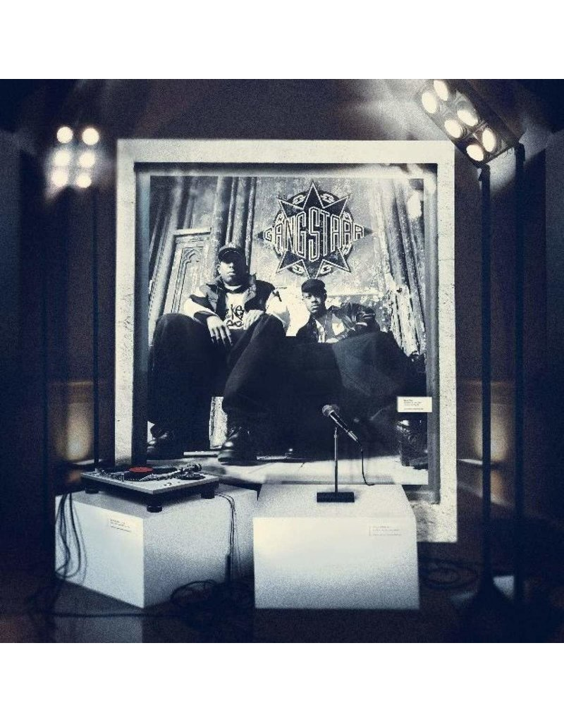 Gang Starr ‎– One Of The Best Yet 2LP