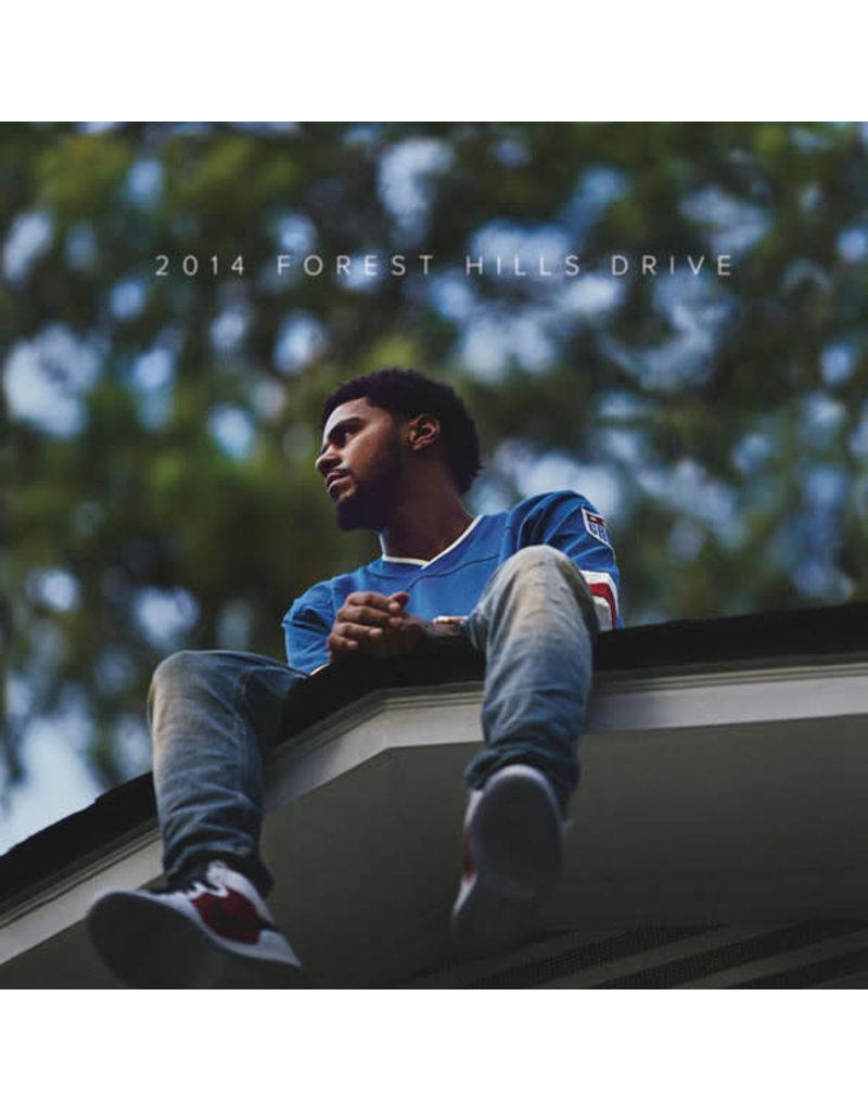 J. Cole - 2014 Forest Hills Drive 2LP (2015),180g