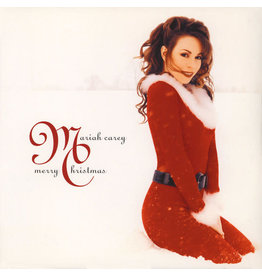 XM Mariah Carey ‎– Merry Christmas LP