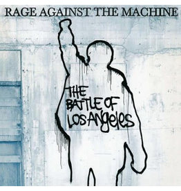 RK Rage Against The Machine – The Battle Of Los Angeles LP