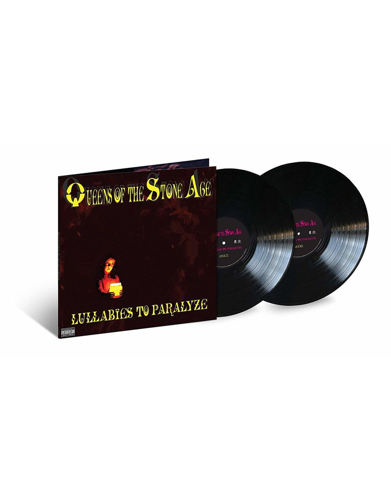 Queens Of The Stone Age ‎– Lullabies To Paralyze 2LP