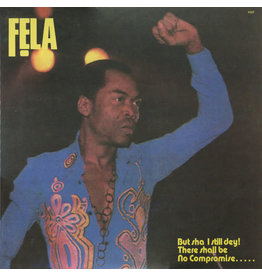 Fela Kuti ‎– Army Arrangement LP