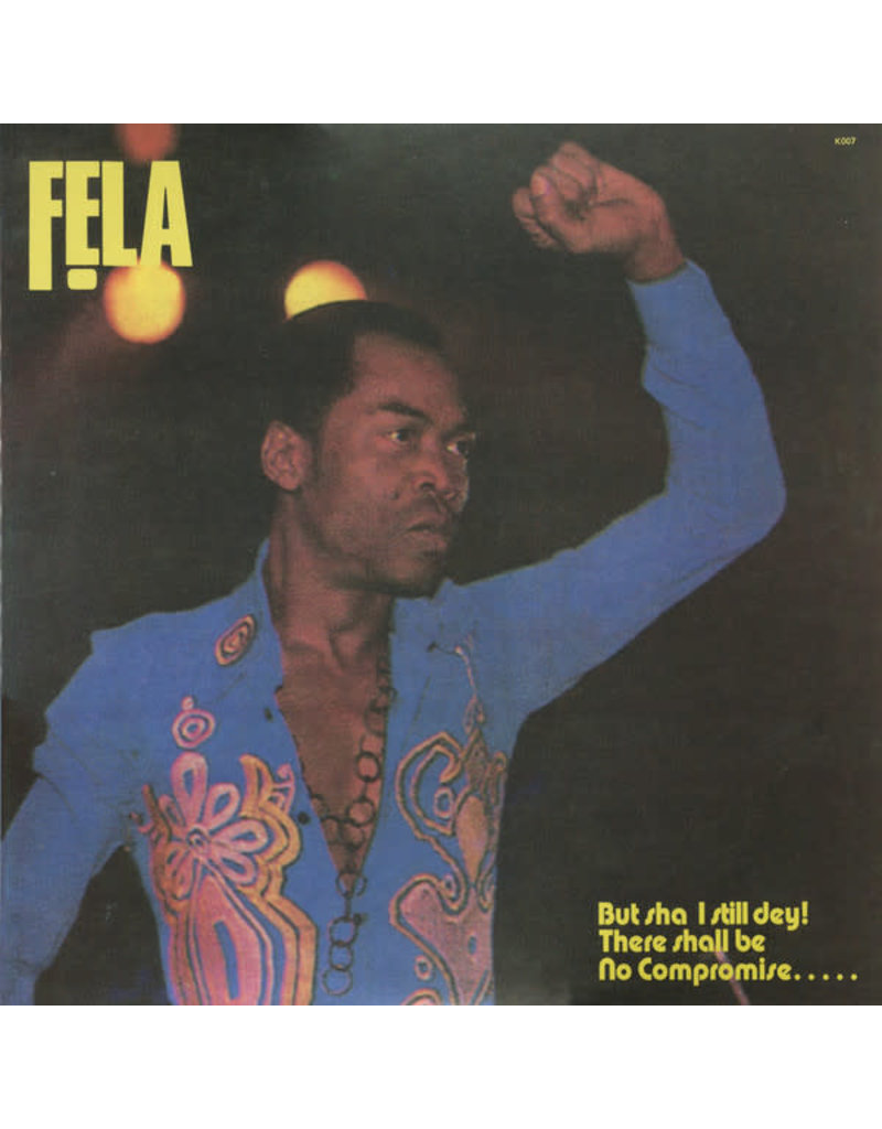 Fela Kuti ‎– Army Arrangement LP (2017 Reissue)