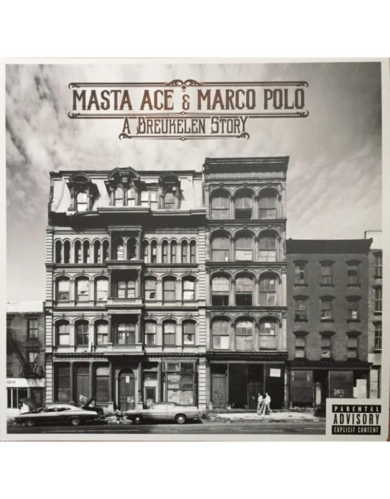 HH Masta Ace & Marco Polo – A Breukelen Story 2LP