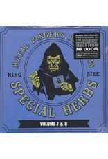 "HH MF DOOM - Special Herbs Volumes 7 & 8 (2LP + Bonus 7"")"