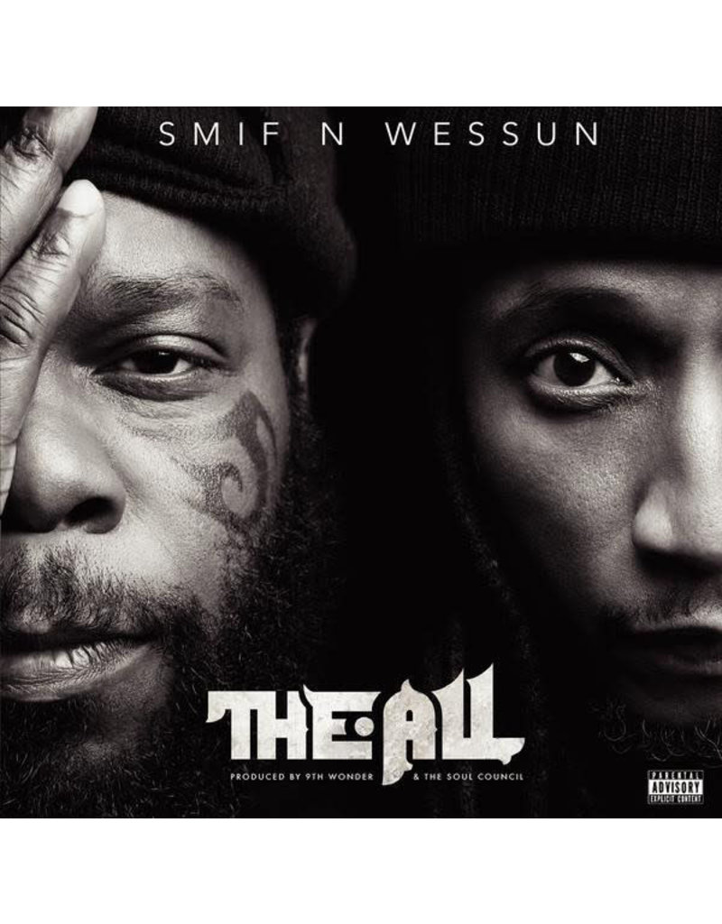 Smif-N-Wessun ‎– The All LP