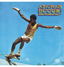 Various – As 10 Mais Boogie, Vol. 1 LP