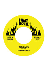 """Pickster One, Dj Melo, Altered Tapes – Saturdays (110 Edit) / It's Like Butter 7"""""""