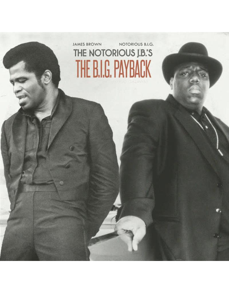 Amerigo Gazaway, James Brown, Notorious B.I.G. – The Notorious J.B.'s: The B.I.G. Payback LP