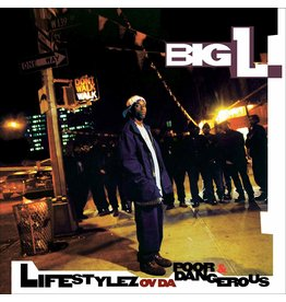 HH Big L – Lifestylez Ov Da Poor & Dangerous 2LP