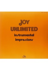 Joy Unlimited ‎– Instrumental Impressions LP