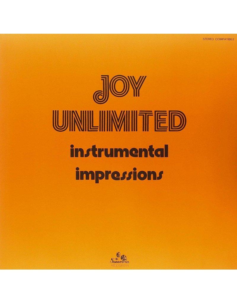Joy Unlimited – Instrumental Impressions LP