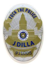 "HH J Dilla – F*ck The Police 7"""