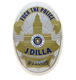 """HH J Dilla – Fuck The Police 7"""""""