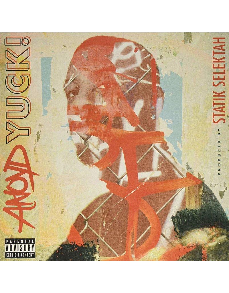 ANoyd & Statik Selektah – Yuck! LP