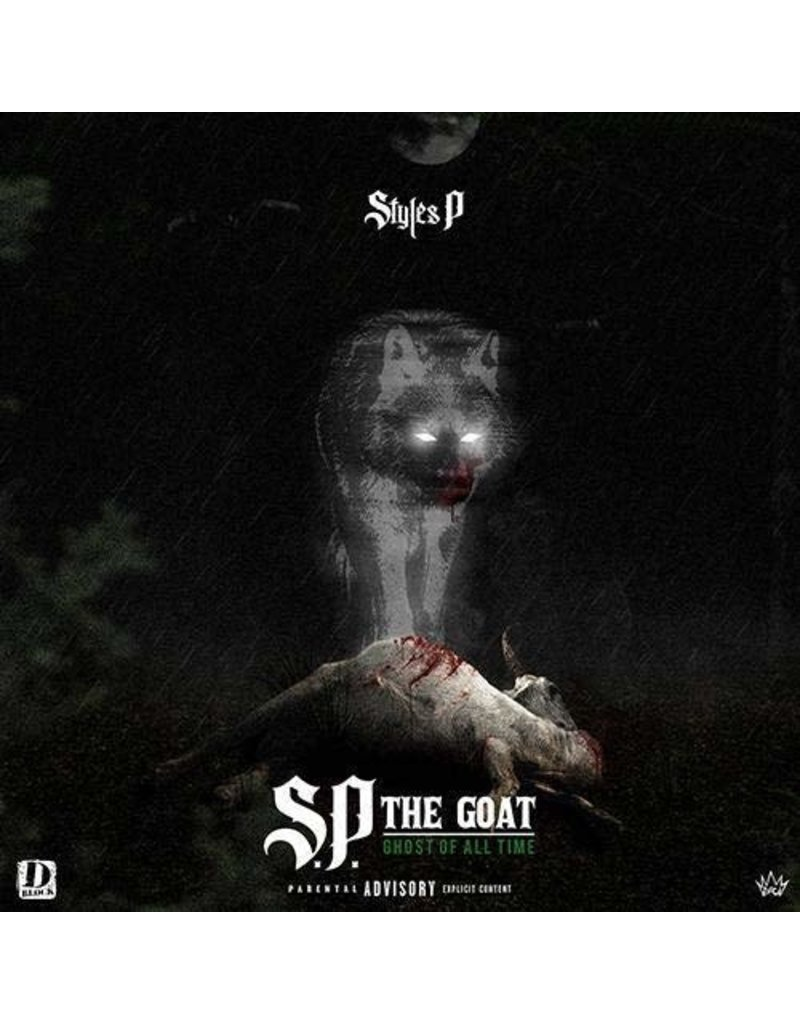 Styles P – S.P. The GOAT (Ghost Of All Times) LP