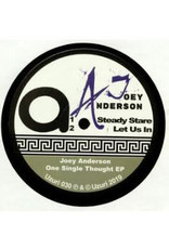 Joey Anderson ‎– One Single Thought 12""