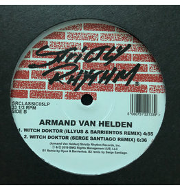 Armand Van Helden ‎– Witch Doktor 12""