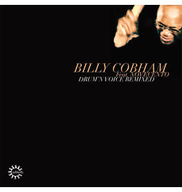 Billy Cobham Feat. Novecento ‎– Drum'N Voice Remixed 2x12""
