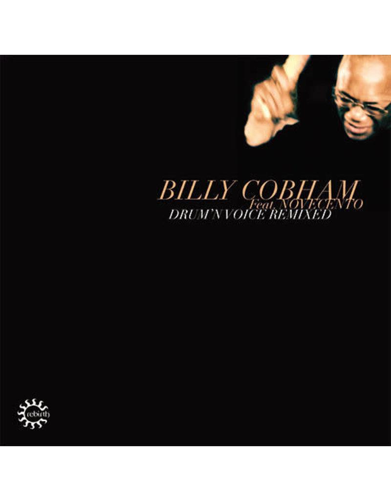 "Billy Cobham Feat. Novecento – Drum'N Voice Remixed 2x12"""