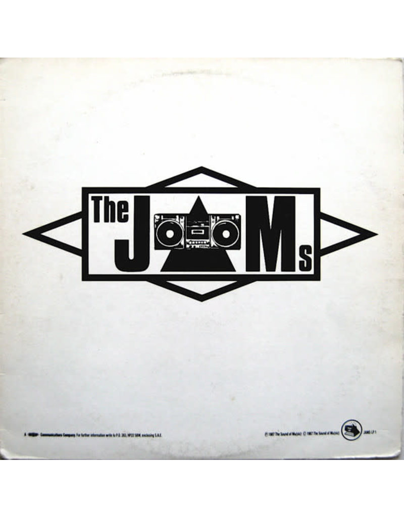 The Justified Ancients Of Mu Mu – 1987 [What the Fuck is Going On?] LP