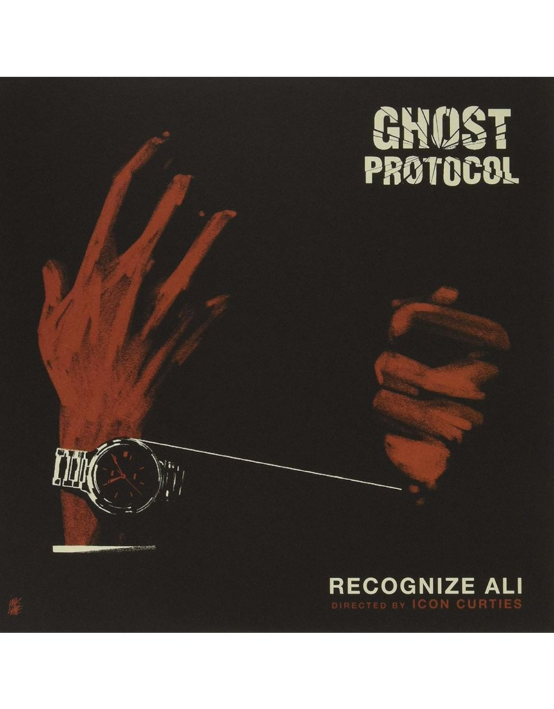 Recognize Ali / Icon Curties – Ghost Protocol LP