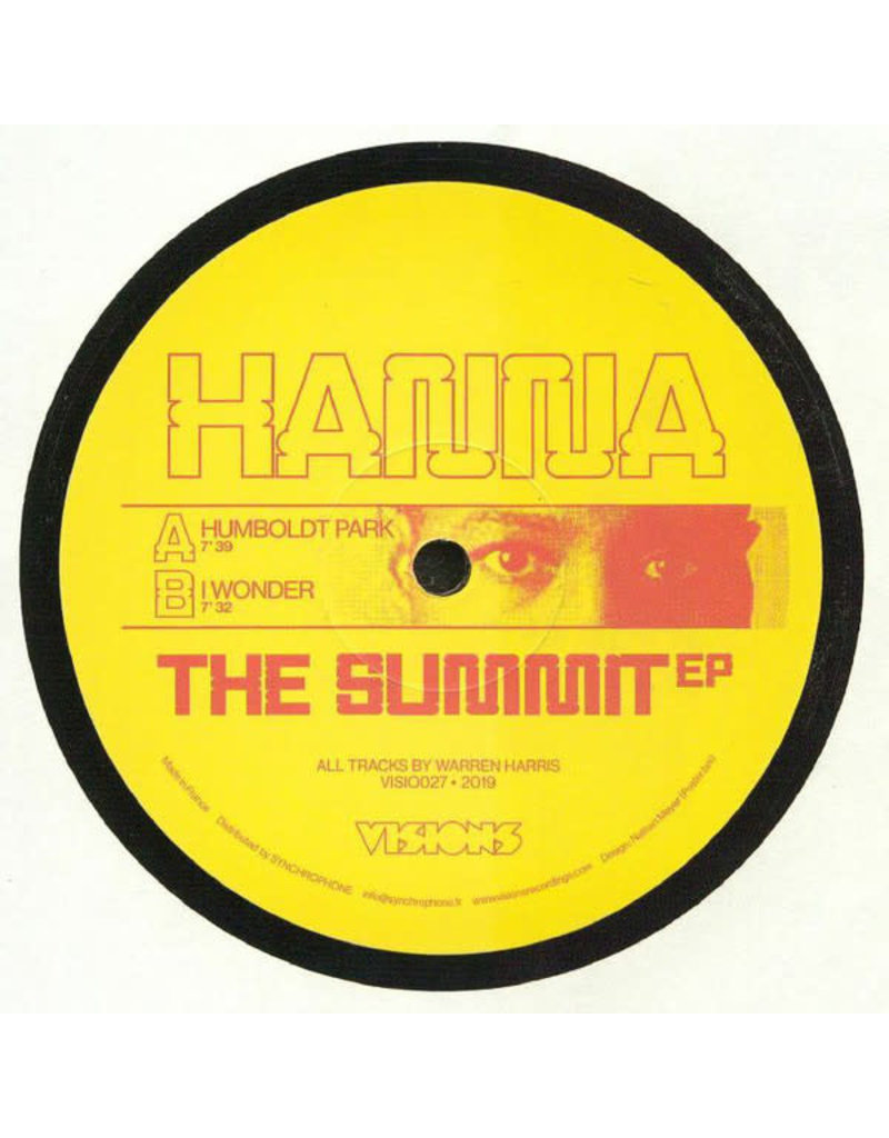 Hanna ‎– The Summit EP 12""
