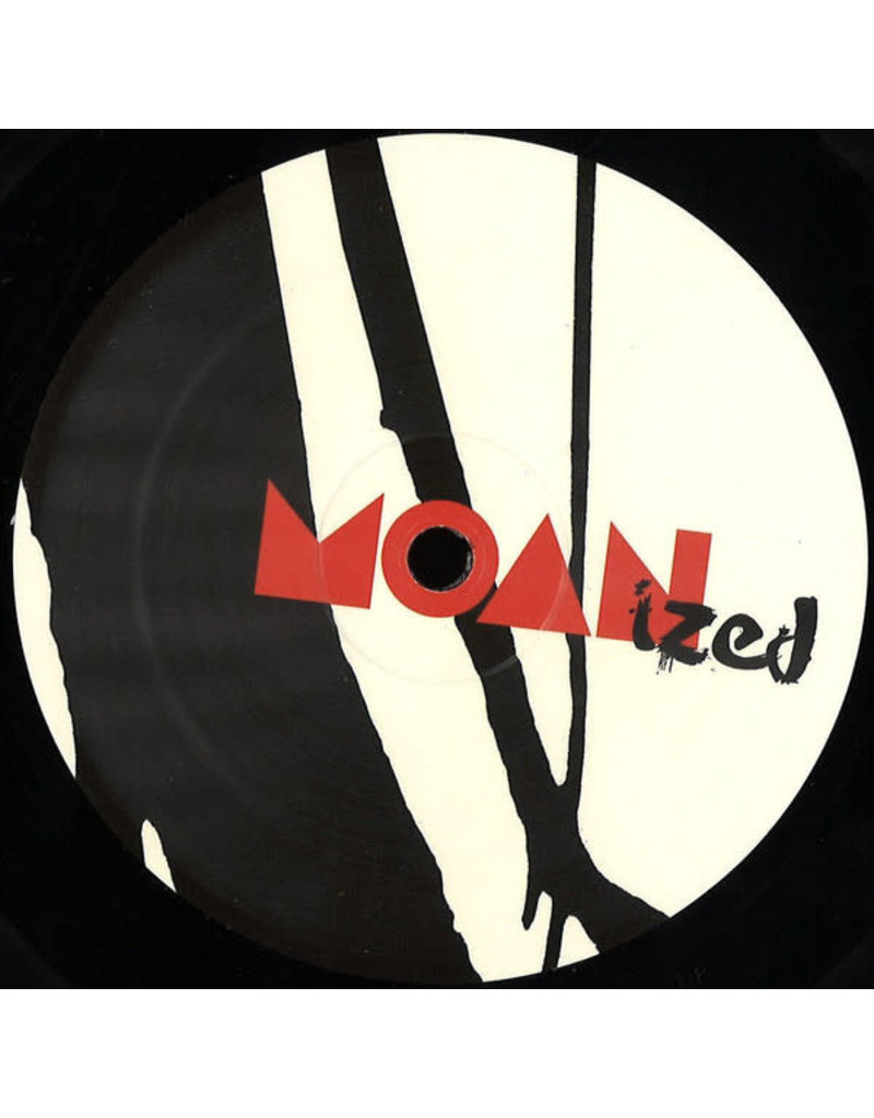 DJ Wild / Rich NxT ‎– Moanized 05 12""