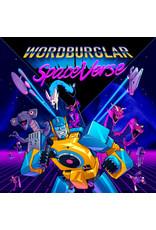 Wordburglar – SpaceVerse CD