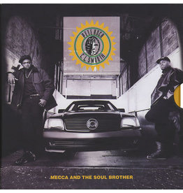 TRAFFIC Pete Rock & CL Smooth ‎– Mecca And The Soul Brother CD Boxset