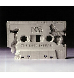 Nas ‎– The Lost Tapes II LP