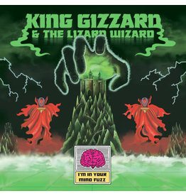 King Gizzard & The Lizard Wizard ‎– I'm In Your Mind Fuzz LP