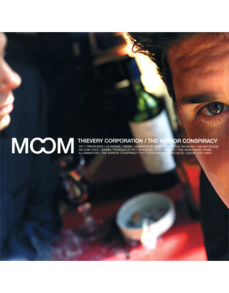 EL Thievery Corporation – The Mirror Conspiracy 2LP