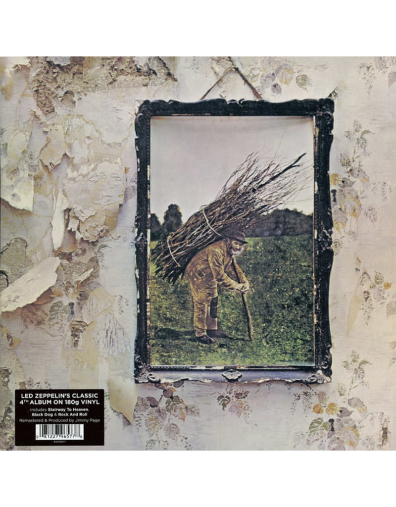 RK Led Zeppelin - IV LP