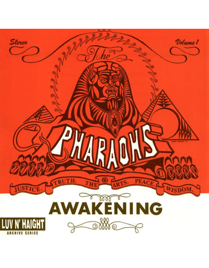 JZ The Pharaohs – Awakening LP