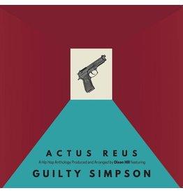 Guilty Simpson – Actus Reus LP