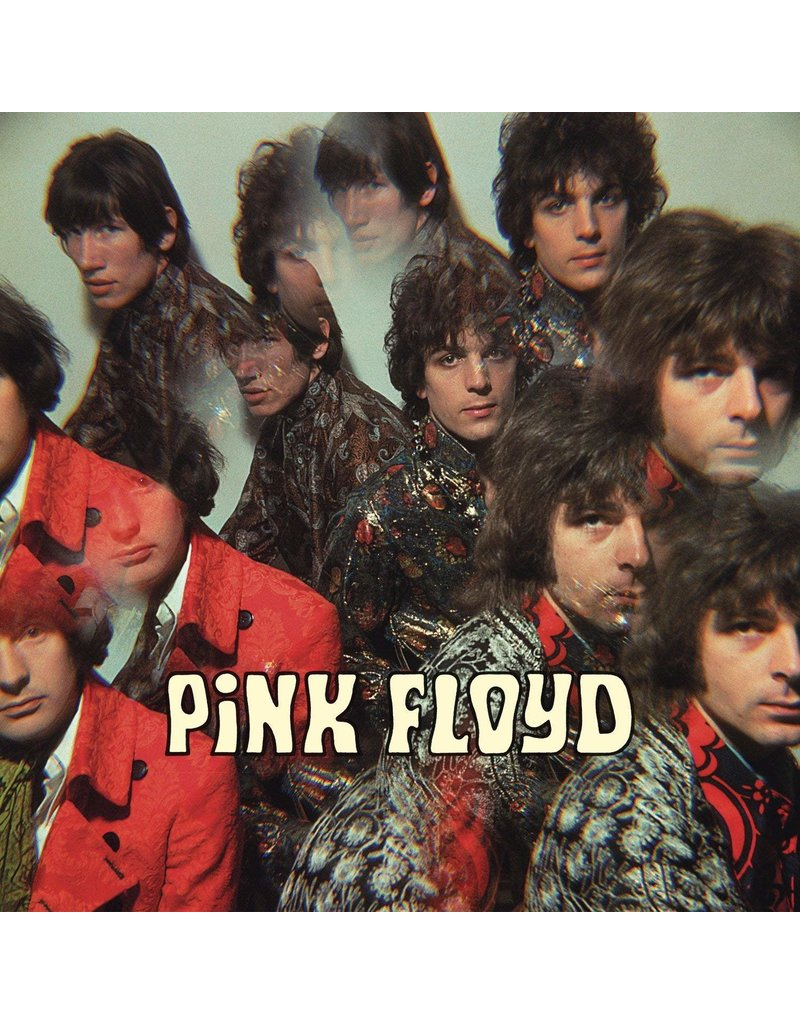 RK Pink Floyd ‎– The Piper At The Gates Of Dawn LP