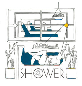 HOMESHAKE - IN THE SHOWER LP