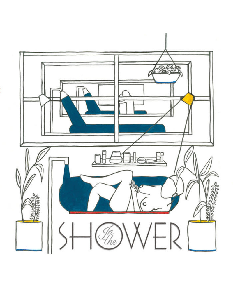 HOMESHAKE - IN THE SHOWER LP