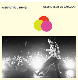 Idles ‎– A Beautiful Thing: Idles Live At Le Bataclan 2LP
